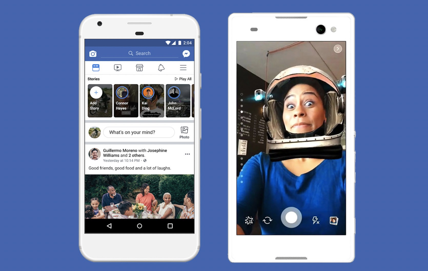 How to Create Facebook Stories
