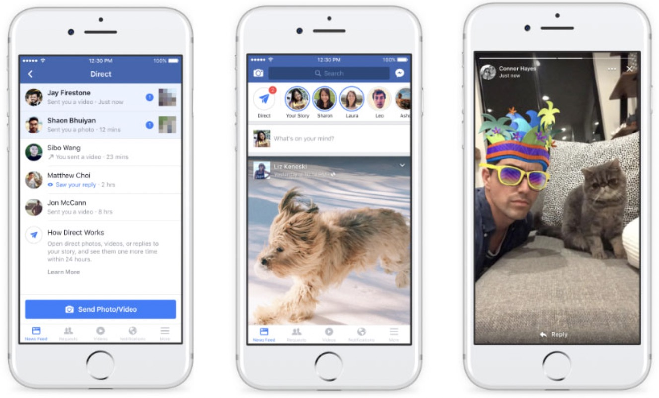 How to Share Content to Facebook Stories